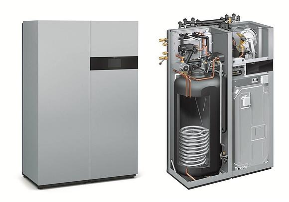 Alternative Brennstoffzelle, Hersteller Viessmann